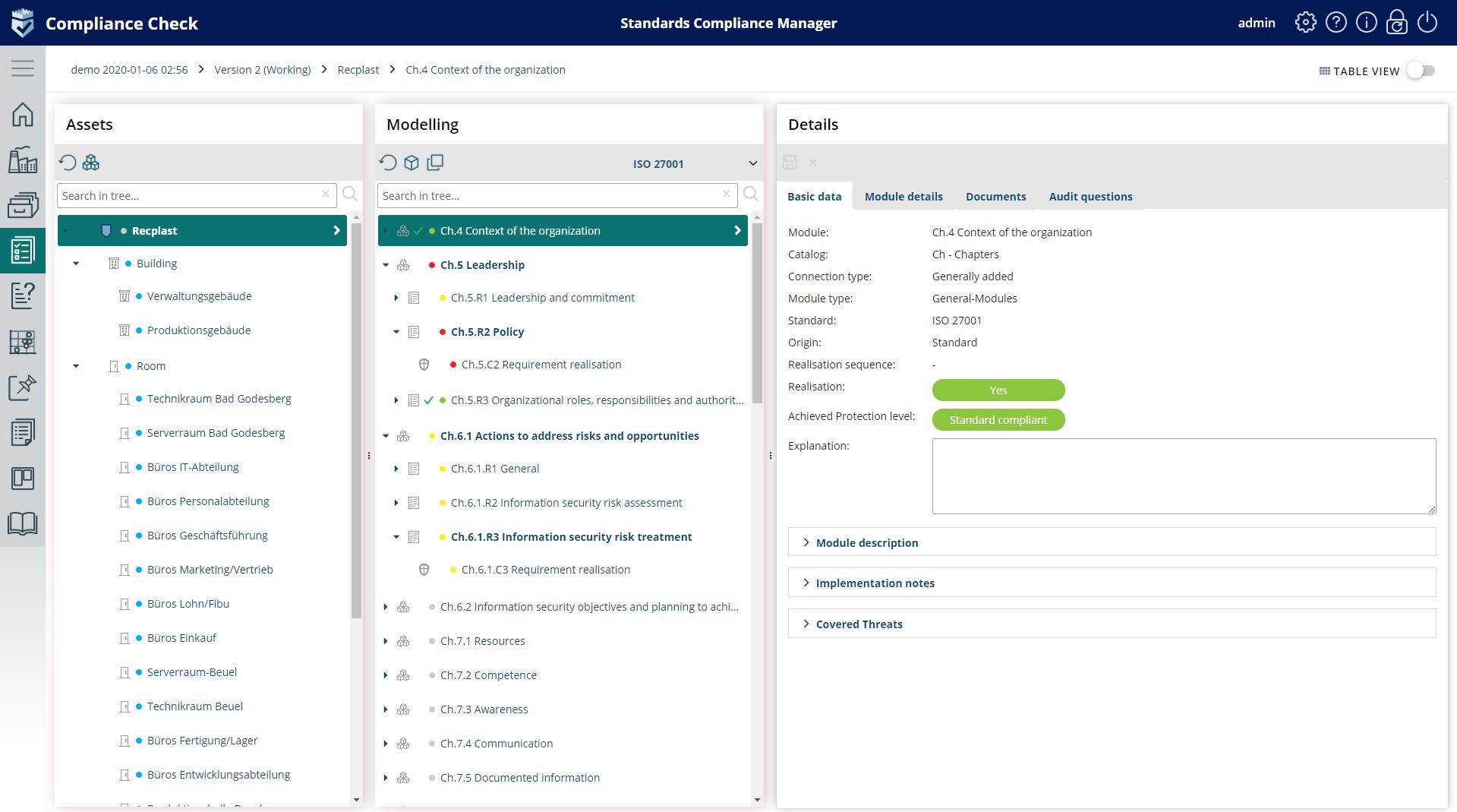 Infopulse SCM Compliance Check