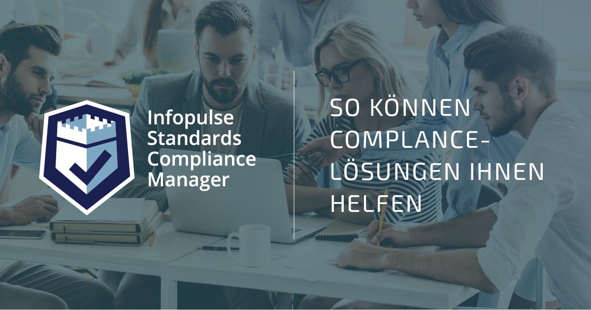 Compliance-Lösung Infopulse SCM