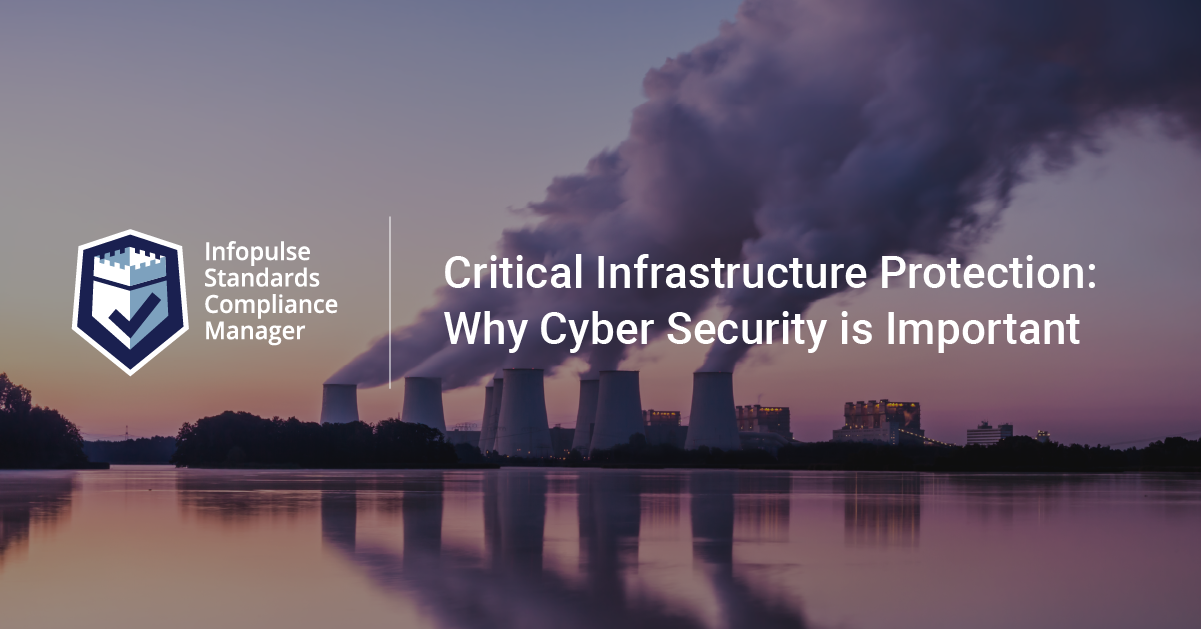 Critical Infrastructure Protection ISO27001