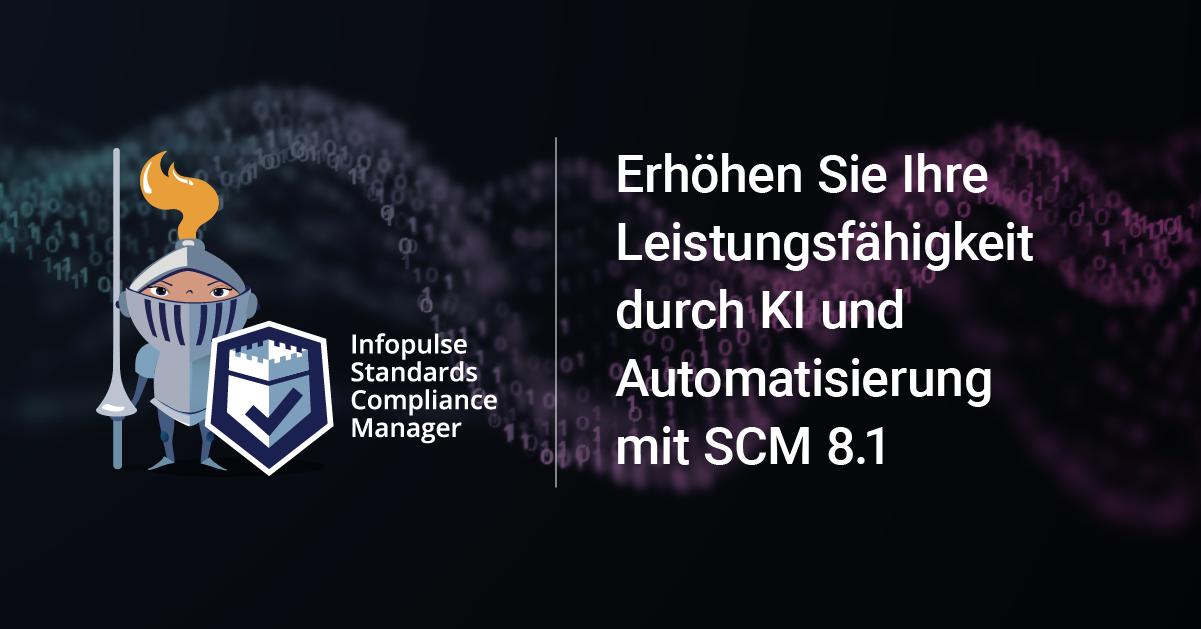 SCM Version 8.1