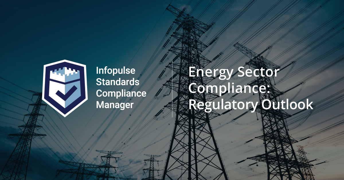 Energy Sector Compliance overview