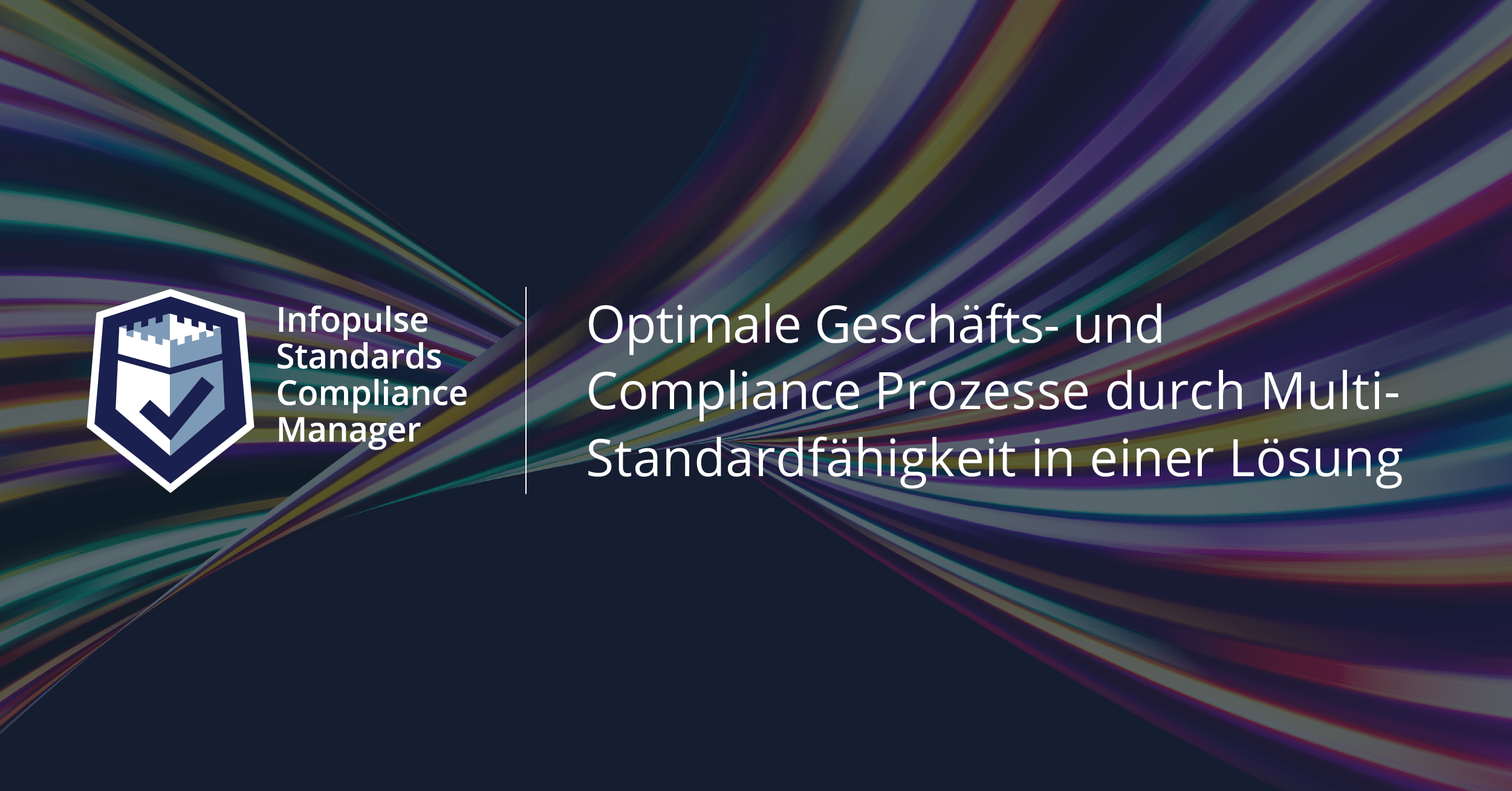 GRC-Lösung Multi-Standard-Compliance